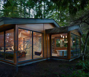 Lake Forest Park House - Finne Architects