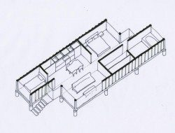 Container of hope  -  floorplan