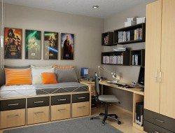An excellent bedroom conversion