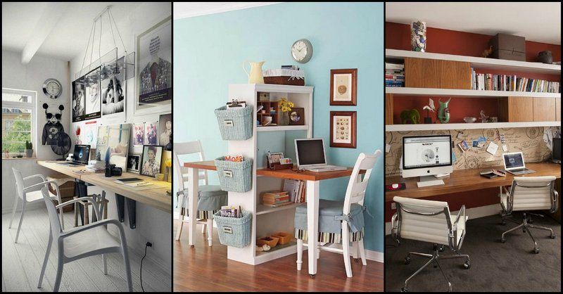Home Offices - an ideas file...