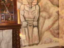 The Egyptian Room