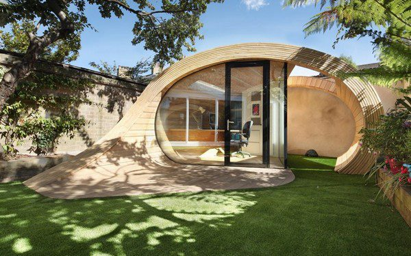 Shoffice – Shed and Office Concept