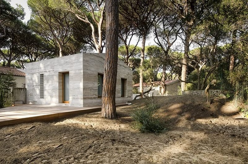 Italian Summer House - Massimo Fiorido Associati