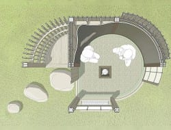 The Tea House - Floorplan