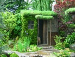 "What do you think of this for a ""shed""?"