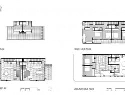 The Hive Apartment - Floor Plans