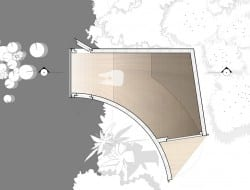 Forest Pond House - Site Plan