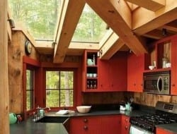 Is this a fantastic kitchen or what?