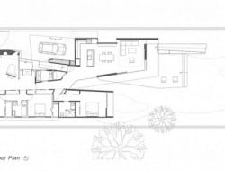 Bal Residence - Site/Floor Plan