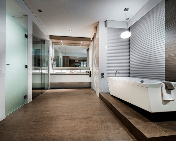 The right bathroom can make the sale!