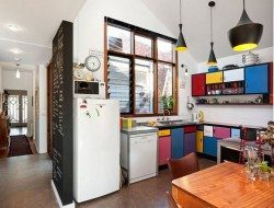 Period kitchen renovation by Ande Bunbury Architects