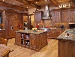 What's the first word that came into your mind when you saw this kitchen?