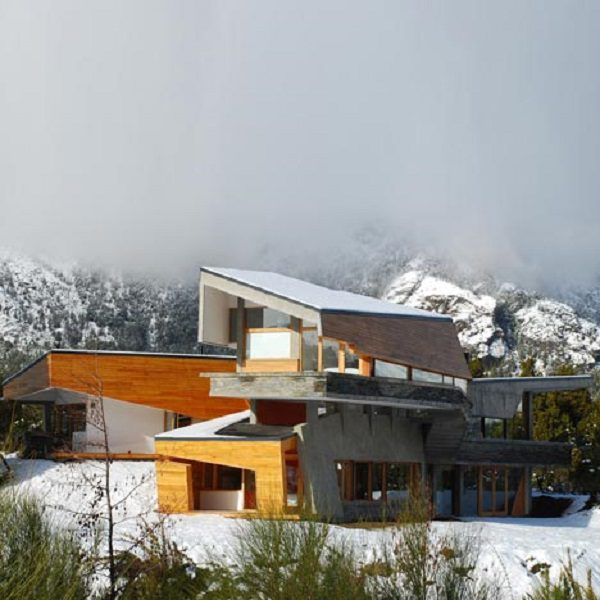Two Families – One Patagonian Holiday Home