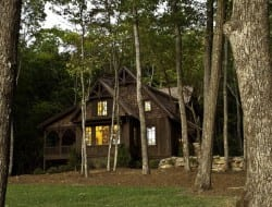 Rock Mountain Cottage Cashiers NC - Approach