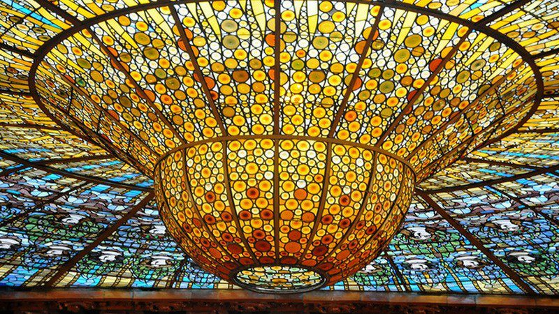 Stained Glass – a many coloured splendour…