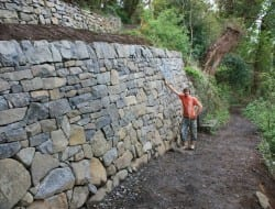 Stone Wall - Callum Grey