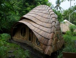 Classrooms at the Green School of Bali