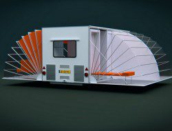 De Markies Mobile Home - Design 4