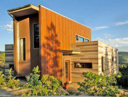 Shipping Container House - Nederland, Colorado