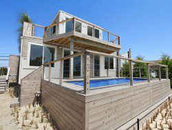 The First Container Home in the Hamptons - Swimming Pool