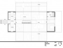 The Manifesto House - Lower Level Plan