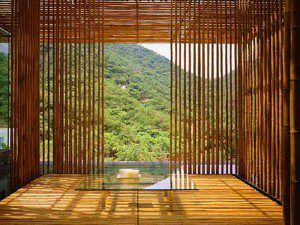 Great Wall Bamboo House