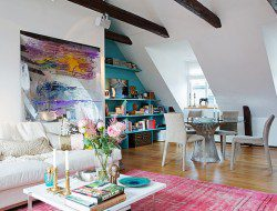 Live Beautifully In A Scandinavian Loft With Two Terraces - Stockholm, Sweden