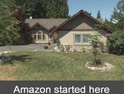 In 1994 Jeff Bezos had an idea, a garage and $40,000. Today that idea is Amazon!