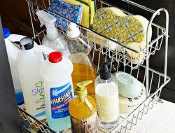 2. Under The Sink Storage - Better Homes and Gardens