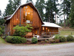 When is a barn not a barn? When it's converted into a gorgeous home!