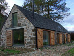 Leachachan Barn by Rural Design Architects - Loch Duich, Scotland
