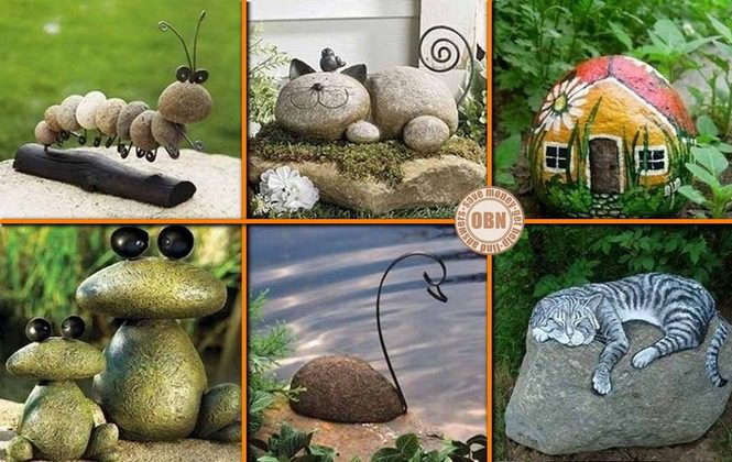 Simple Stone Projects