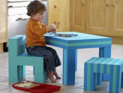 Table Furniture for Kids - Tarantino Studio