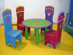 Table Furniture for Kids - Barbara Butler