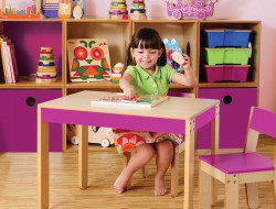 Table Furniture for Kids - Pkolino Toddler Chair