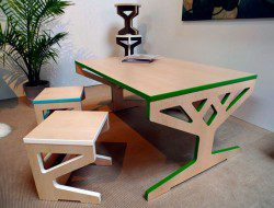 Table Furniture for Kids - Jesper K. Thomsen