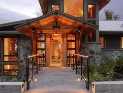 Vermont Mountain House by Marcus Gleysteen Architects