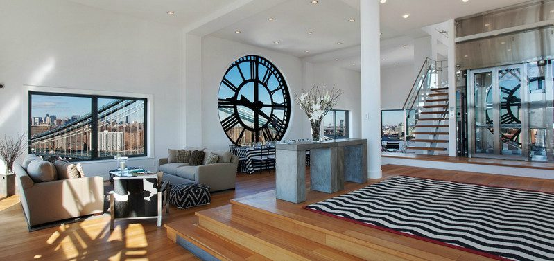 The Clock Tower Penthouse