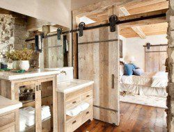 Is this repurposed barn door a WIN or FAIL?