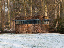 A Log Cabin on Wheels - The Owner Build Network