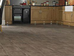 Vinyl flooring comes in a huge range of styles and is extremely durable