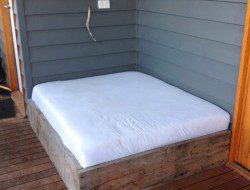 DIY Day Bed - Cushion Cover