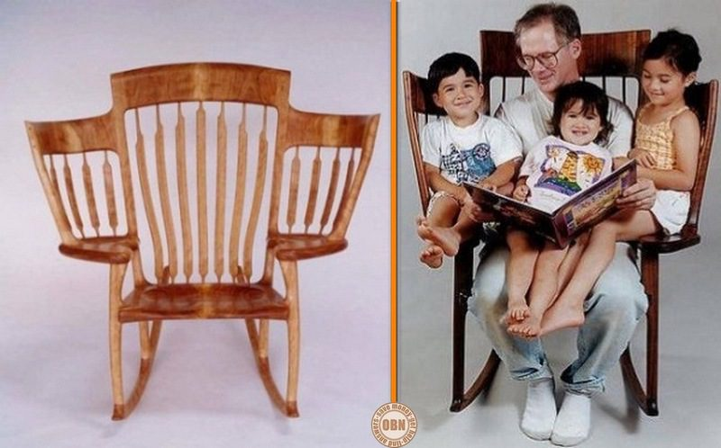 StoryTime Rocking Chair
