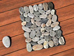 River Rock Doormat
