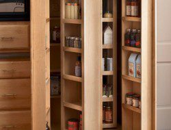 Pantry Cabinet Ideas - Pantry Shelving