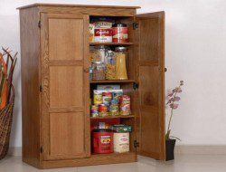 Pantry Cabinet Ideas - Pantry Storage Cabinet