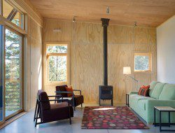 Pine Forest - Living Room