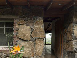 Stone House Entry