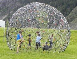 Bicycle Dome
