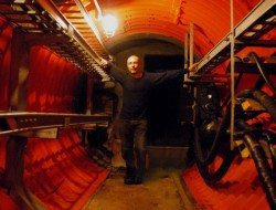 Home in an ICBM Missile Silo